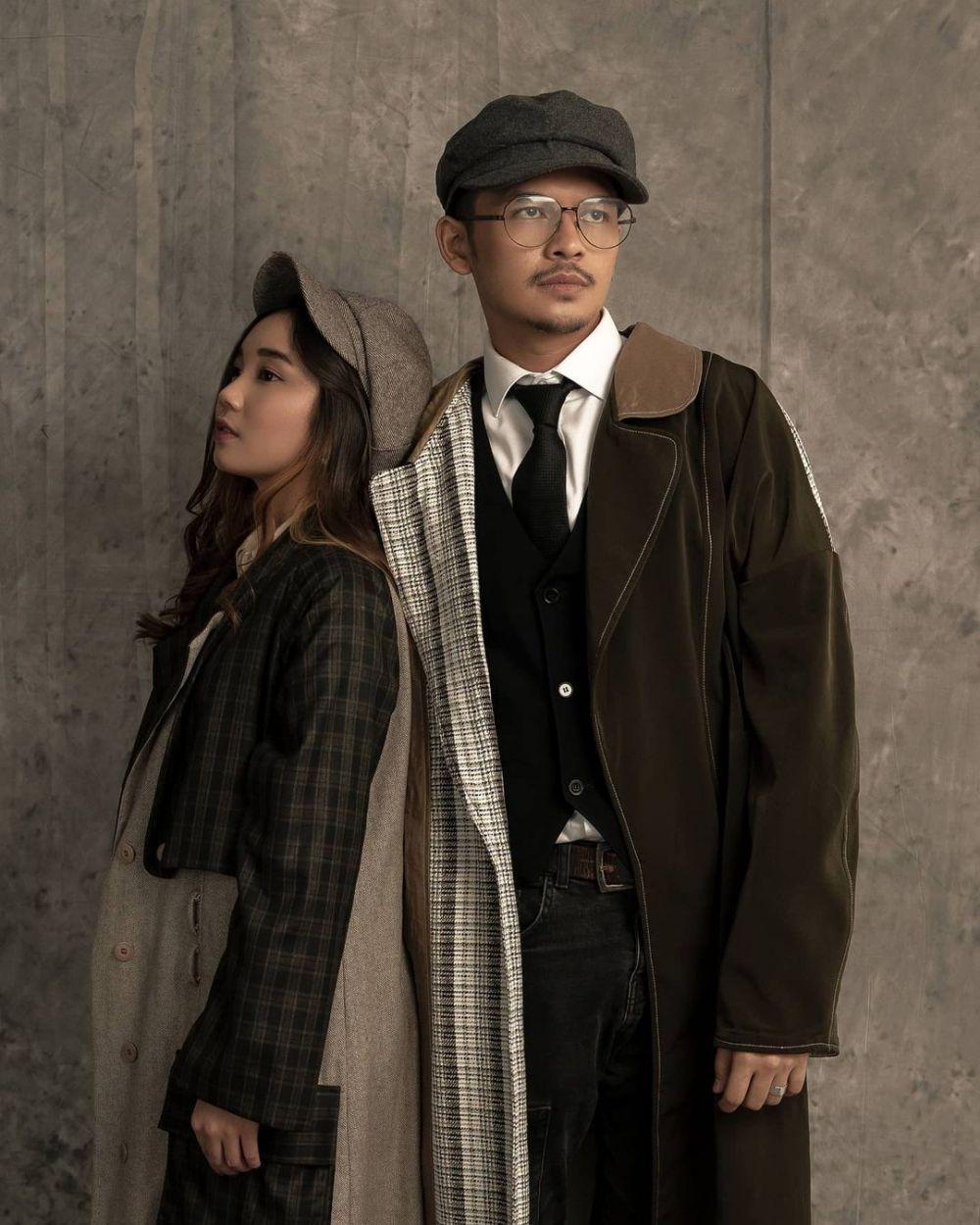 Pemotretan Aziz dan Yuri  © 2020 brilio.net