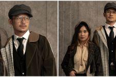 7 Gaya pemotretan Aziz dan Yuri MasterChef, bak prewedding