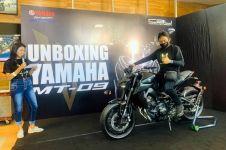 8 Fitur andalan Yamaha MT-09, mengadopsi teknologi tunggangan MotoGP