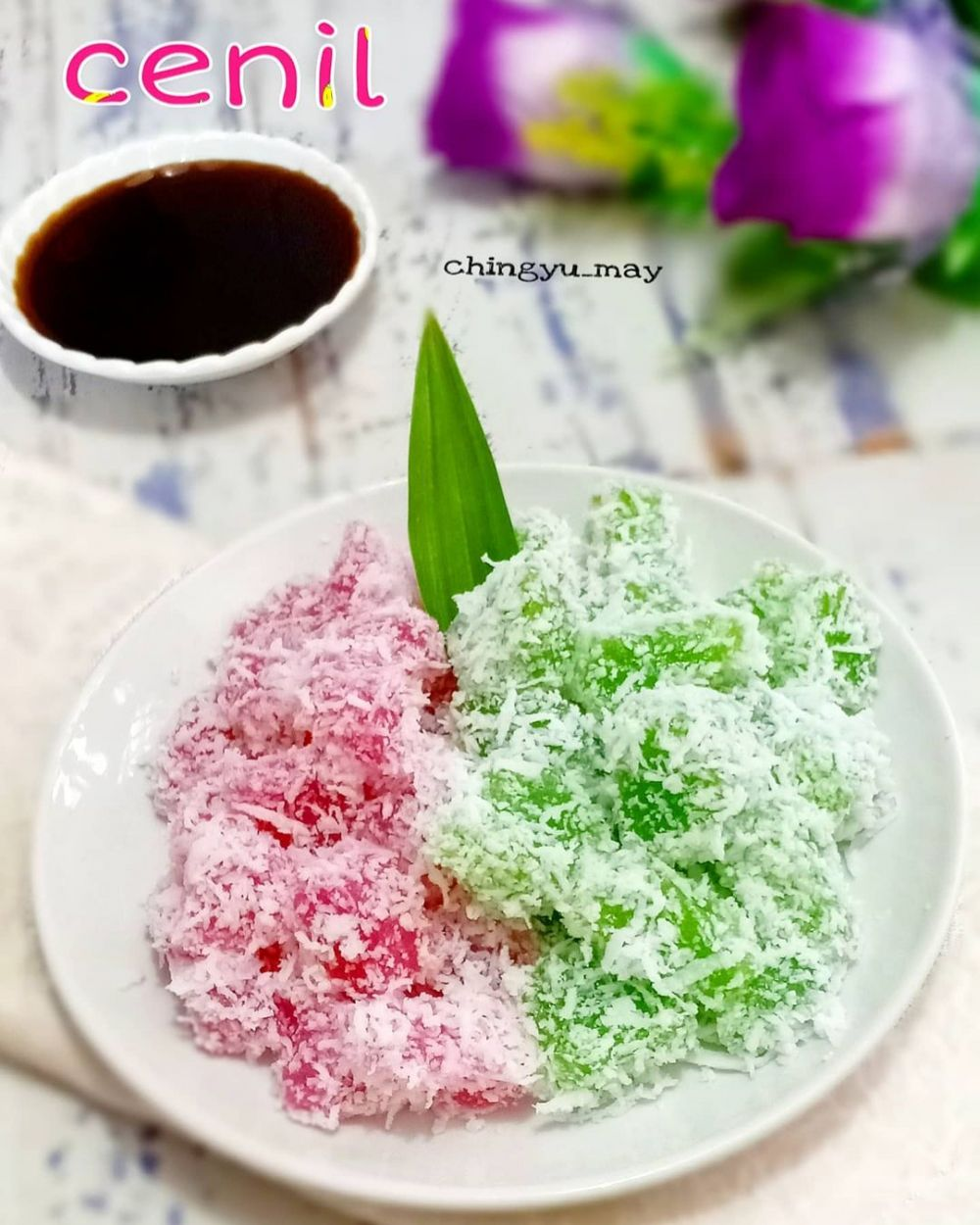resep kue tapioka © Instagram