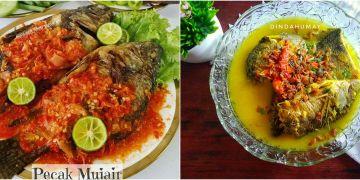 10 Resep olahan ikan mujair, sederhana, enak dan bikin nagih