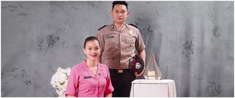 5 Puteri Indonesia ini dipersunting polisi dan tentara