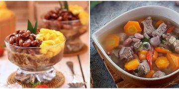15 Resep olahan kacang merah, dari camilan hingga sayuran