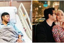7 Potret kondisi terbaru Abash pacar Lucinta Luna, dirawat di RS