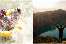 5 Spot olahraga alam terbaik di Indonesia