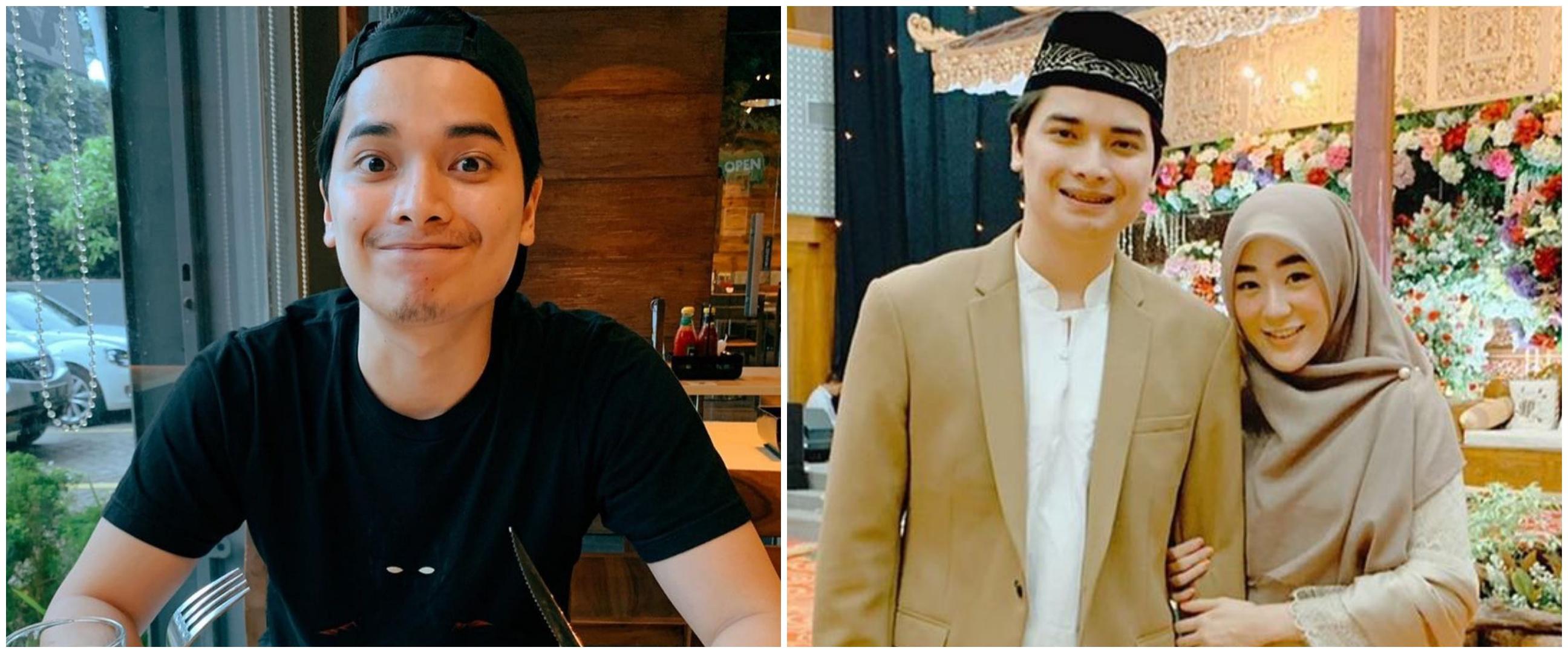 Unggah foto KTP, pose Alvin Faiz curi perhatian