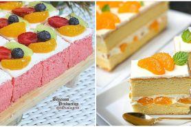 15 Resep kue berbahan buah, enak, praktis, dan istimewa