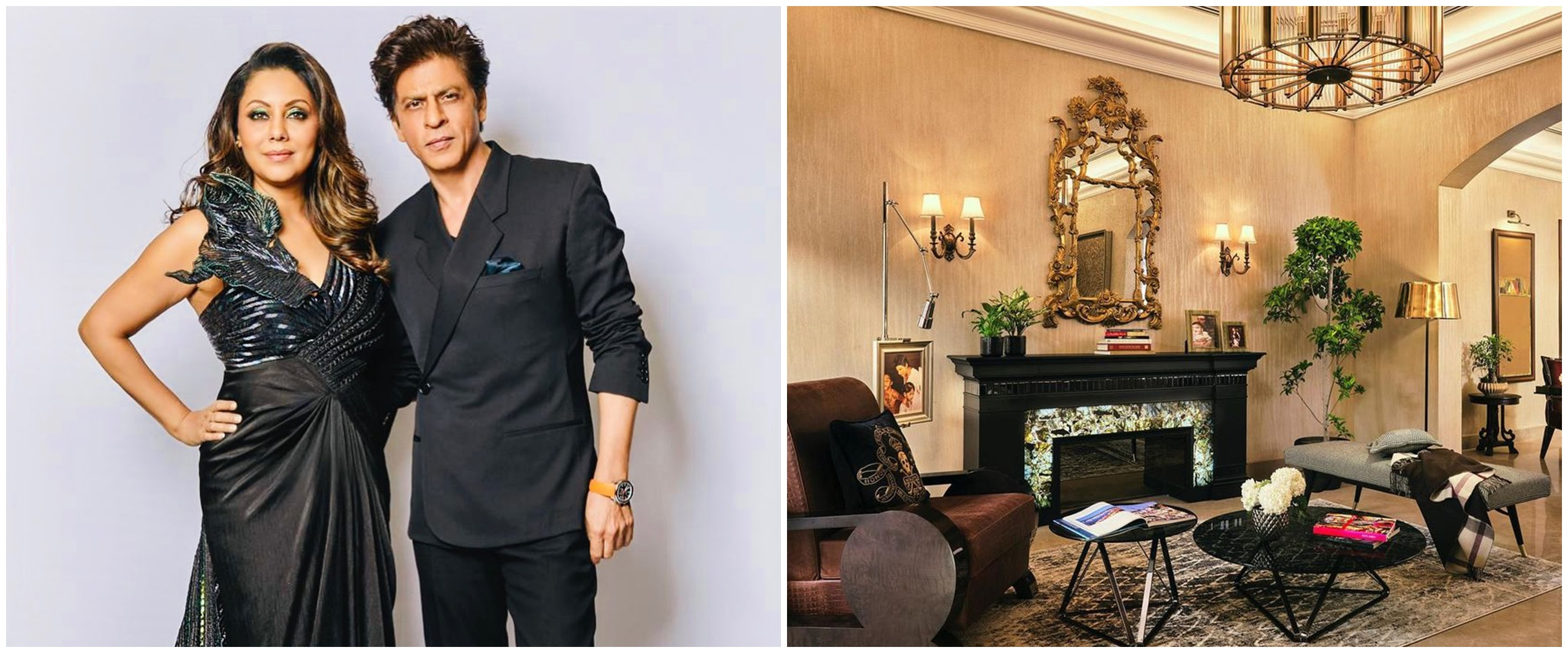 10 Potret rumah lama Shahrukh Khan di Delhi, kini disewakan