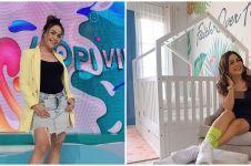 8 Potret kamar anak Melaney Ricardo, kasurnya curi perhatian