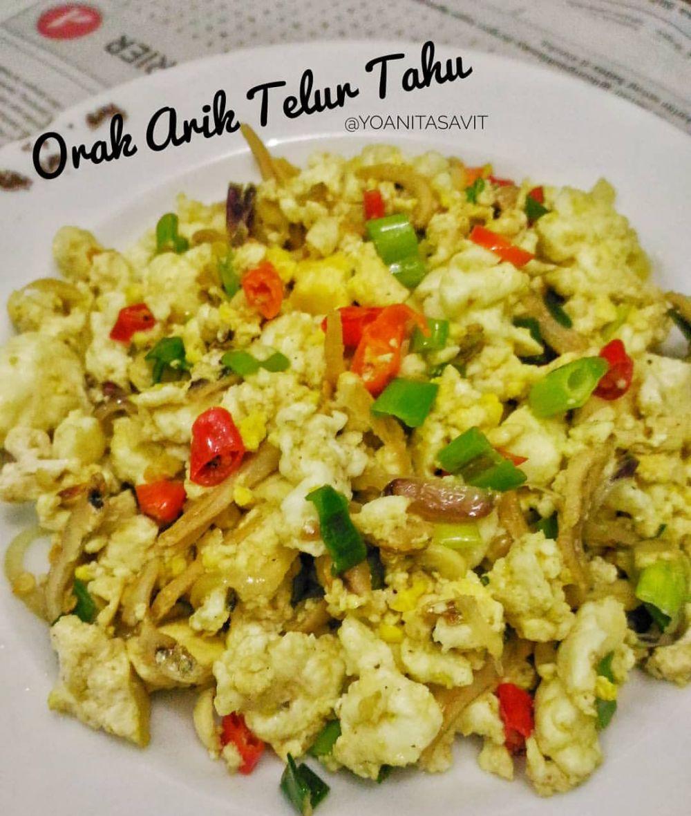 resep sayur telur © Instagram