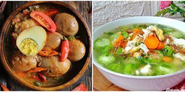 15 Resep sayur telur ala rumahan, enak dan sederhana