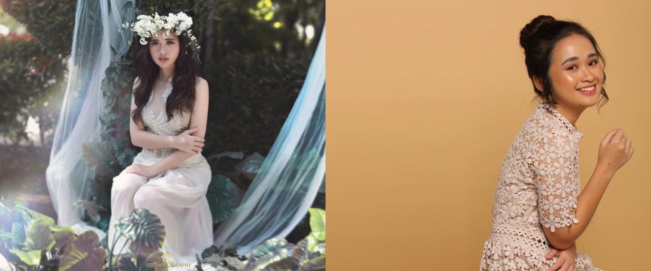 Biasa tomboi, 8 potret Gritte Agatha kenakan dress ini manglingi