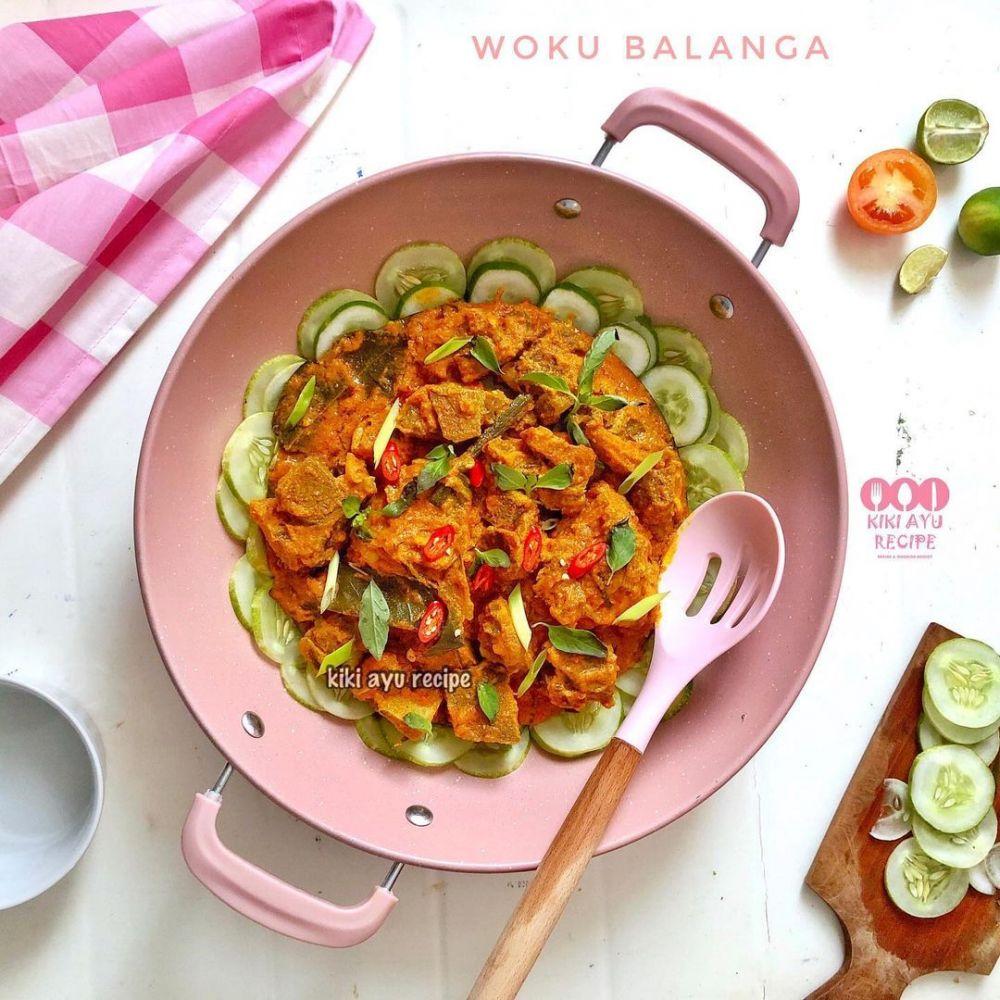 Resep makanan bumbu woku © 2020 brilio.net