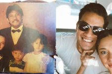 10 Potret transformasi Nana Mirdad dari imut hingga jadi hot mama