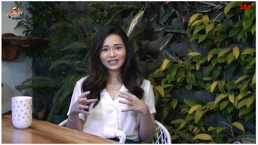 calon istri Denny Sumargo © YouTube