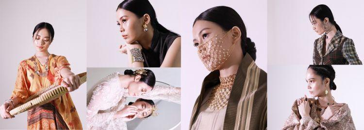Fashion show berkonsep film 21 perancang mode ini digelar virtual