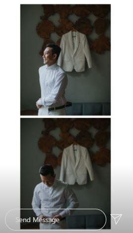 momen pernikahan denny sumargo © Instagram