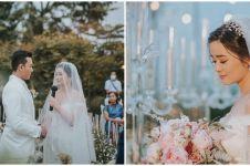 10 Momen pernikahan Denny Sumargo & Olivia Allan, penuh haru