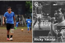 6 Fakta Ricky Yacobi, striker legendaris Timnas Indonesia