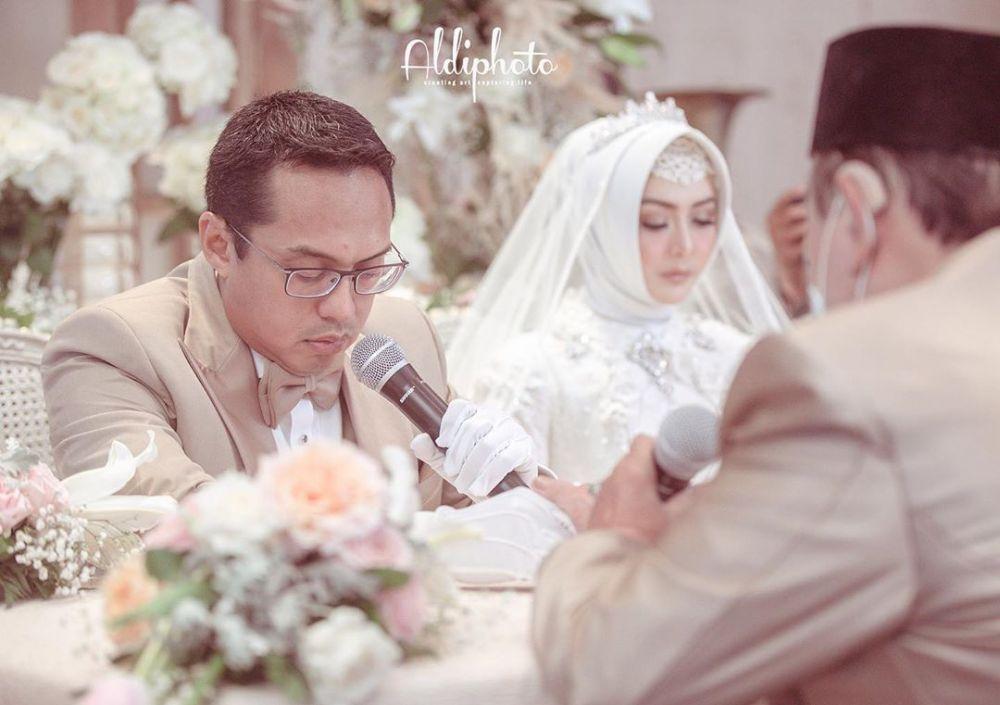 Kisah seleb melangsungkan pernikahan di tengah pandemi Instagram