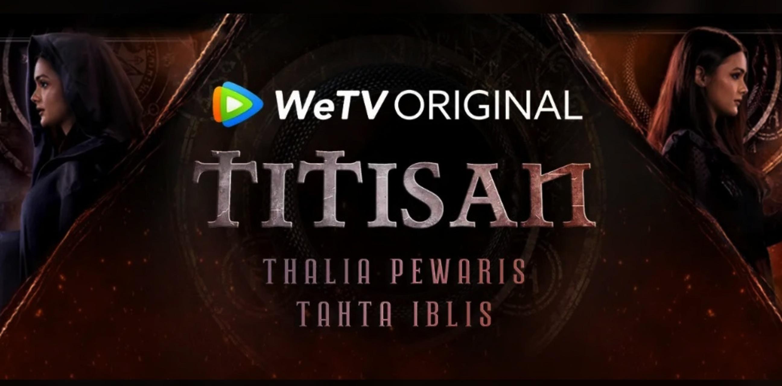 4 Fakta Titisan, serial yang memadukan kisah romansa dan horor