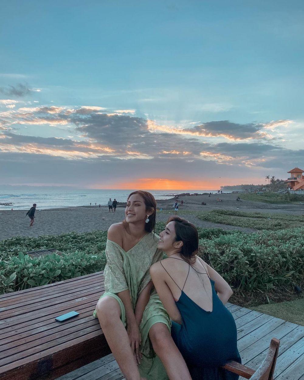 persahabatan gisel dan jessica © Instagram