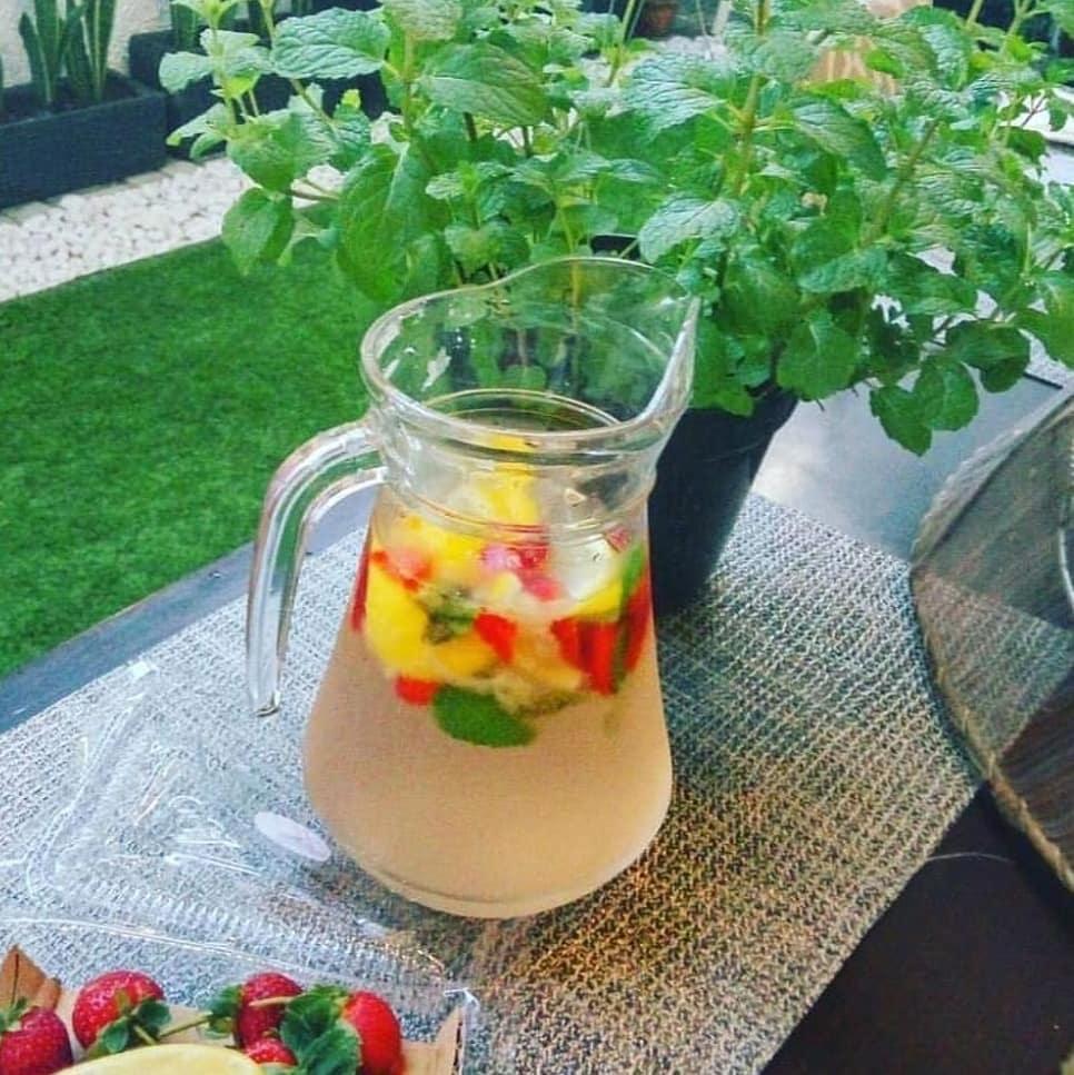 Resep minuman bersoda © Instagram