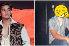 8 Potret lawas Billy Syahputra, penampilannya beda dari sekarang