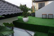 3 Rumput sintetis ini cocok untuk dekorasi, dijamin rumah makin asri