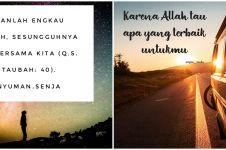 40 Kata-kata mutiara Islami tentang senja, jadi bahan renungan