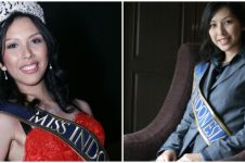10 Transformasi Kristania Virginia, Miss Indonesia jadi militer AS