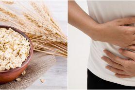 10 Manfaat oatmeal untuk kesehatan, melancarkan sistem pencernaan