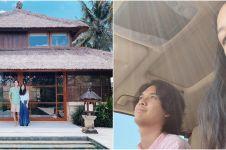 8 Cerita mini honeymoon Sherina Munaf dan Baskara, naik mobil ke Bali