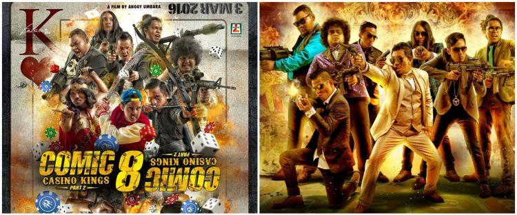 6 Tahun berlalu, begini kabar terbaru 7 pemain film Comic 8