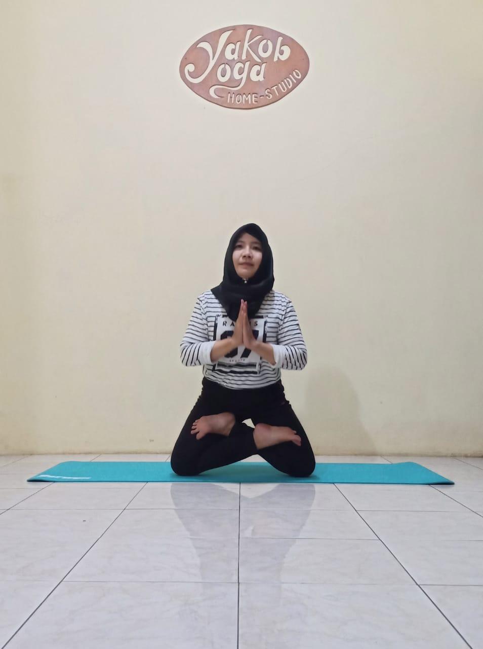 gaya hidup sehat pandemi dengan yoga © 2020 brilio.net