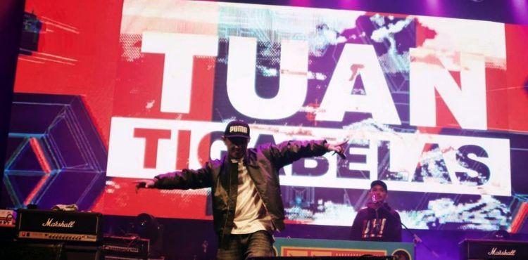 6 Fakta Tuan Tigabelas yang bakal bikin kejutan di konser virtual ini