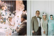 10 Momen pernikahan Afifah Yusuf anak Hetty Koes Endang, digelar mewah