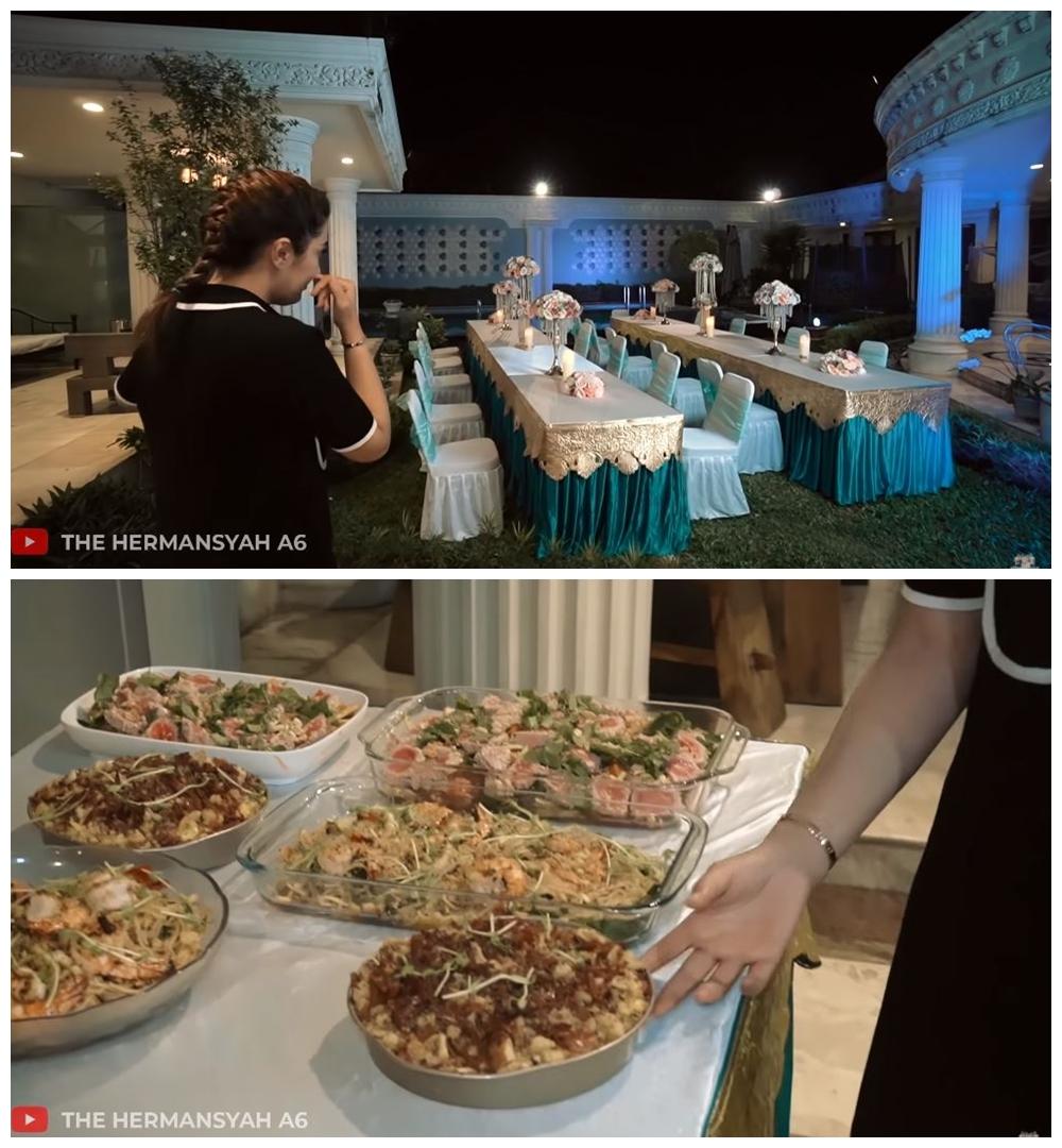 seleb undang chef ke rumah © 2020 brilio.net