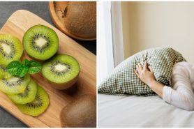 8 Manfaat buah kiwi untuk kesehatan, atasi insomnia sampai asma