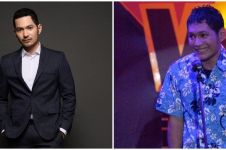 10 Potret transformasi Evan Sanders, awali karier jadi VJ MTV