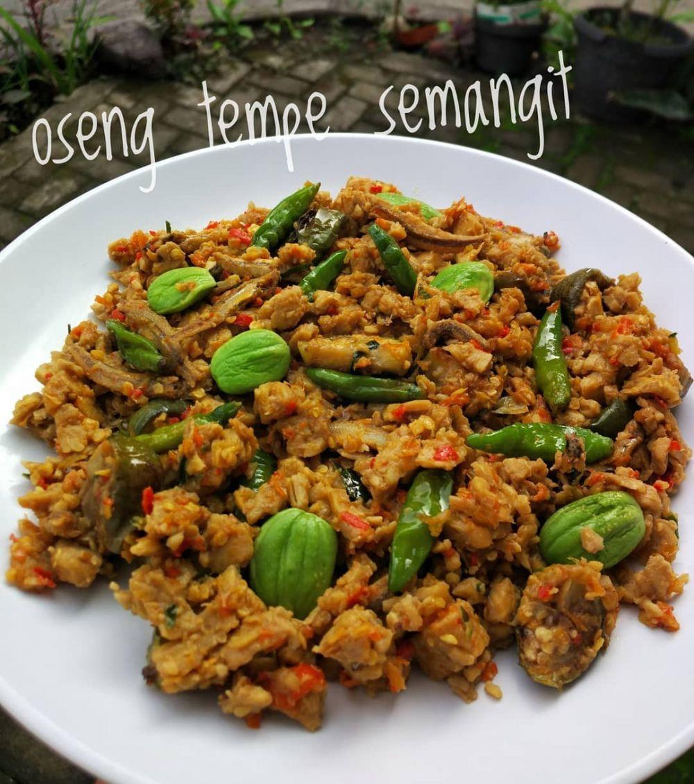 resep tempe semangit © Instagram
