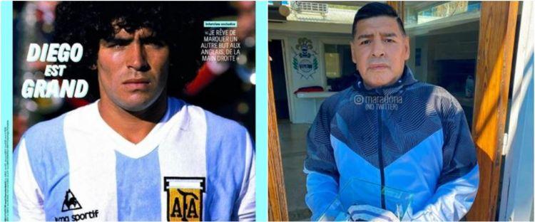 5 Fakta meninggalnya Diego Maradona, jadi hari berkabung nasional