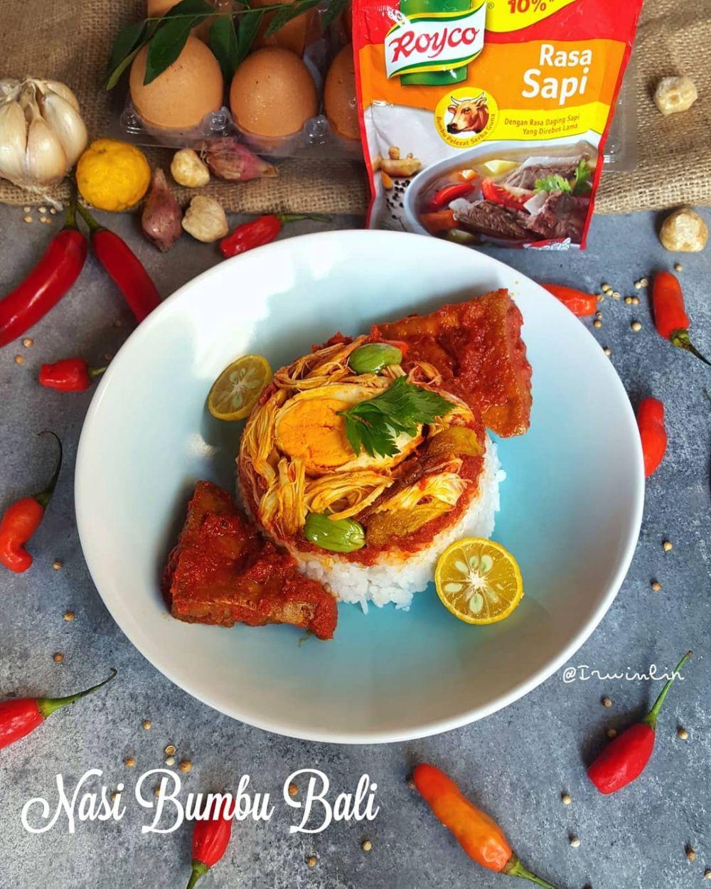 10 Resep Makanan Dengan Bumbu Bali Pedas Dan Mudah Dibuat