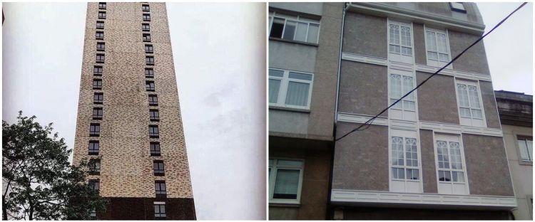 10 Desain jendela bangunan bertingkat ini bikin senyum miris