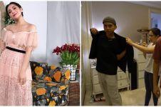 10 Momen Nagita Slavina dandani Dimas Ahmad, bak fashion stylist