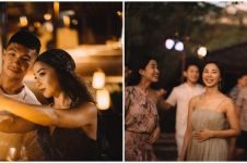 11 Momen wedding after party Nikita Willy & Indra Priawan di Sumbawa