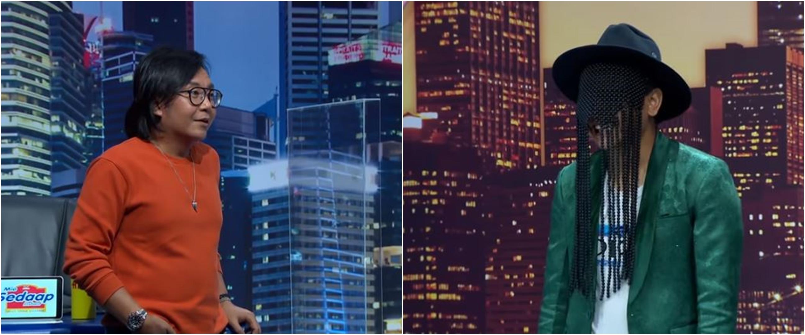 Ikut audisi Indonesian Idol, aksi pria bergaya nyentrik ini kocak