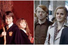20 Tahun berlalu, begini kabar terbaru 7 pemain film Harry Potter