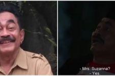 Kabar duka, aktor Lutfi Sandy meninggal dunia
