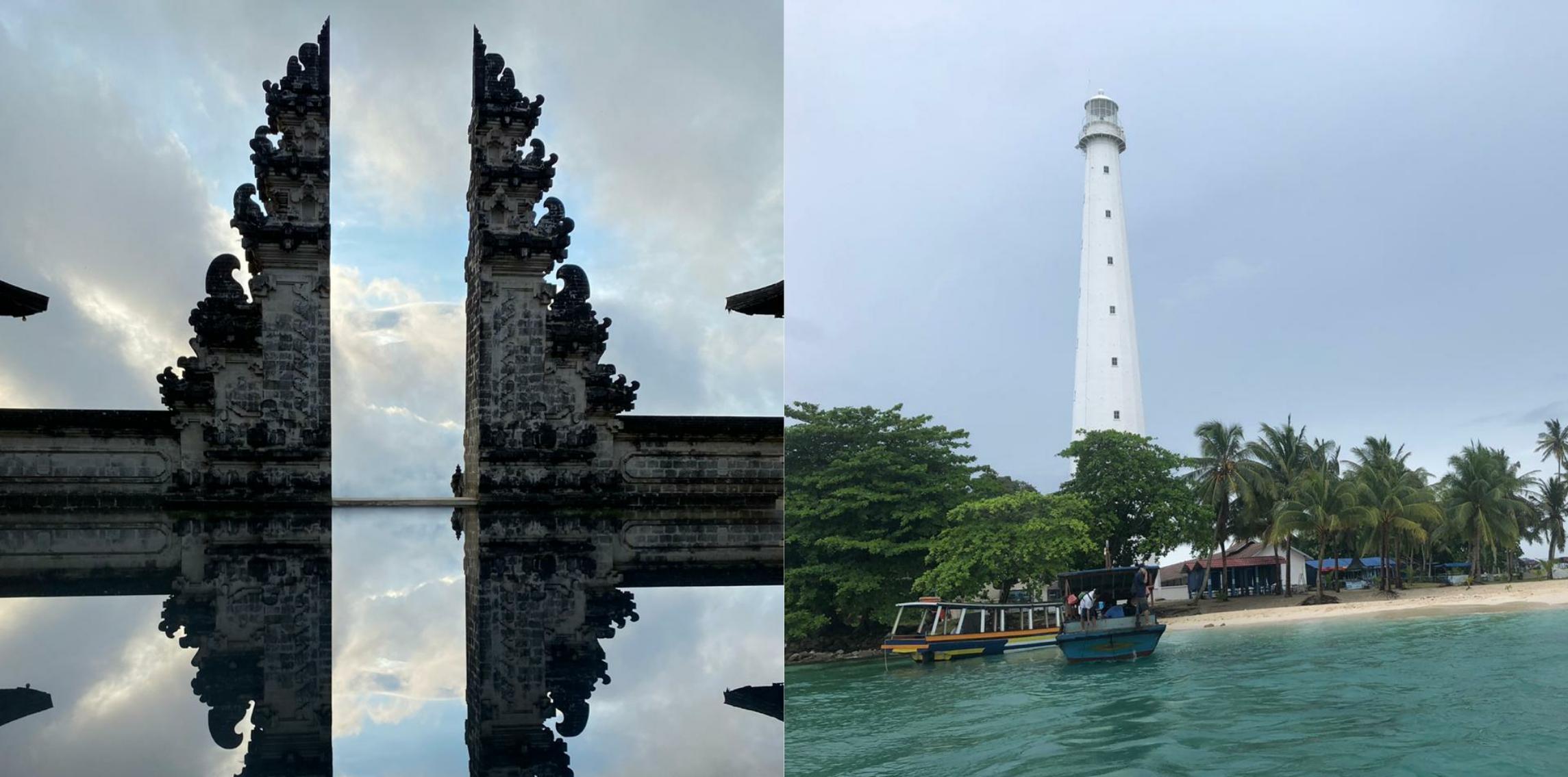 Inovasi Bali dan Belitung tingkatkan kunjungan wisatawan